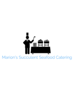 Logo Marion's Succulent Seafood Catering